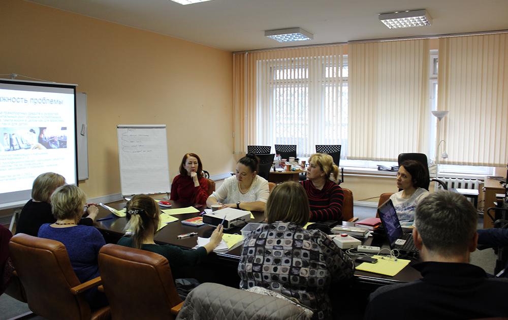 БОС обучение в Санкт-Петербурге